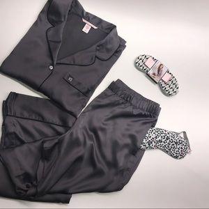 Victoria's Secret Intimates & Sleepwear - Victoria's Secret The After Hours Satin Pj Set NEW